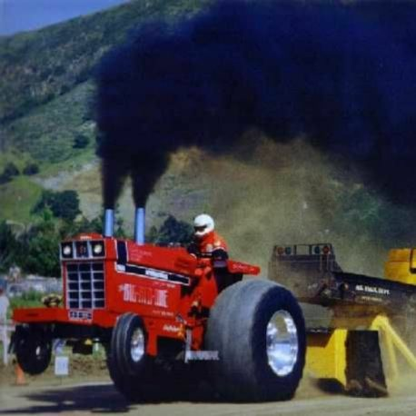 Truck and Tractor Super Pulls