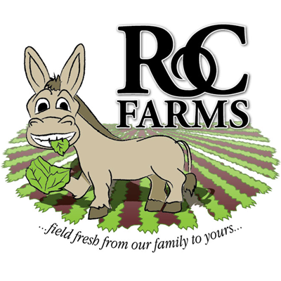 RC Farms logo