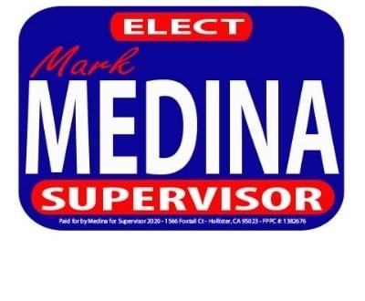 Mark Medina, Supervisor