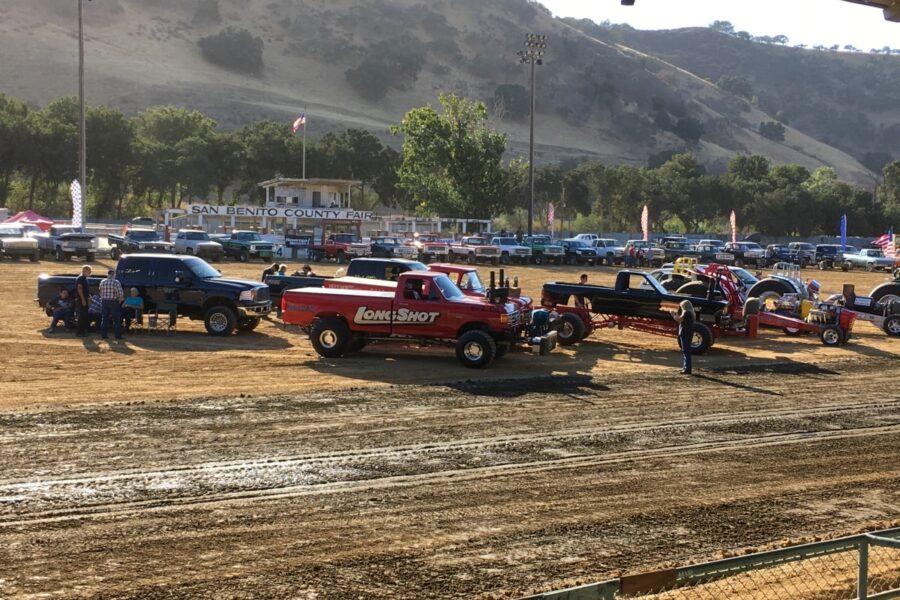 Motorsports trucks